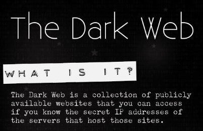 The Dark Web: What is it and Why Does it Matter? (Infographic) | IDology