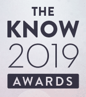 know awards 2019 logo